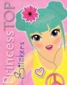 Princess Top. Stickers różowa praca zbiorowa
