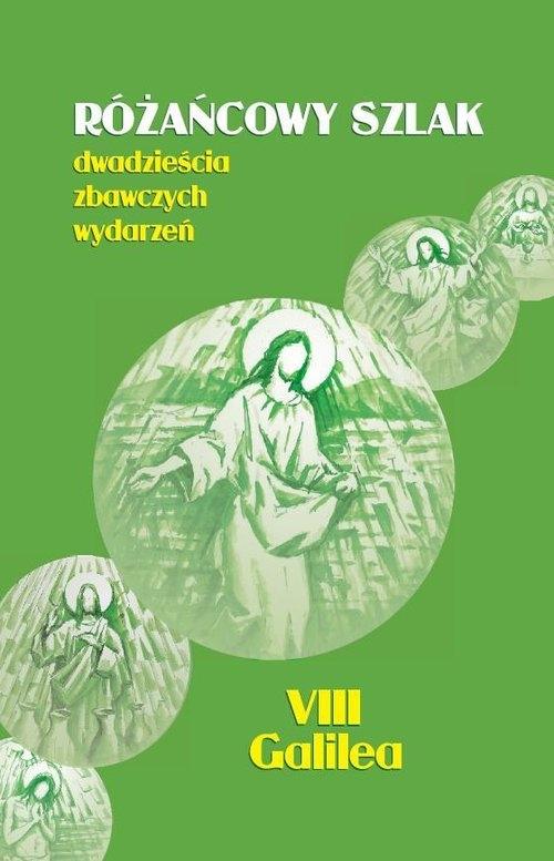 Różańcowy szlak Dwadzieścia zbawczych wydarzeń Szczepaniec Stanisław