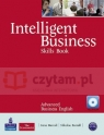 Intelligent Business Advanced Skills Book +CDrom Irene Barrall, Nik Barrall