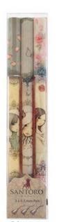 Mirabelle Zestwa 3 długopisów