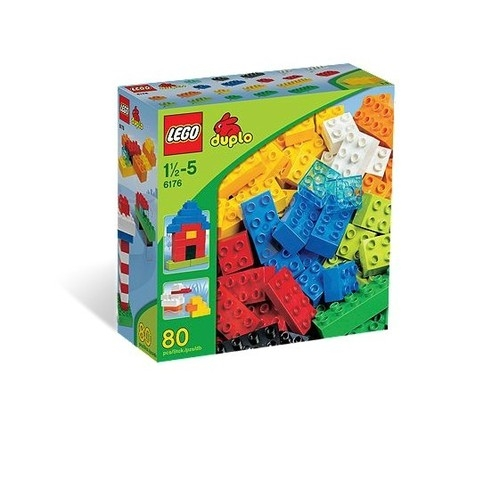 Lego Duplo Podstawowe klocki wersja Deluxe  (6176)