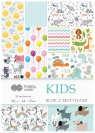 Blok z motywami - Kids A4/15 arkuszy