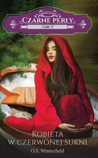 Czarne perły Tom 17 Kobieta w czerwonej sukni Winterfield O.S.