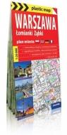 Warszawa Plastic 1:26 000 (foliowana) wydanie 2