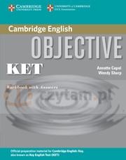 Objective KET WB w/ans