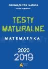 Testy Maturalne Matematyka 2019 Zakres Podstawowy Praca zbiorowa