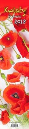 Kalendarz paskowy 2018 - Kwiaty