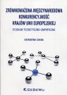 Zrównoważona międzynarodowa konkurencyjność krajów Unii Europejskiej