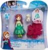 Frozen Mini laleczka na łyżwach (B9249)
