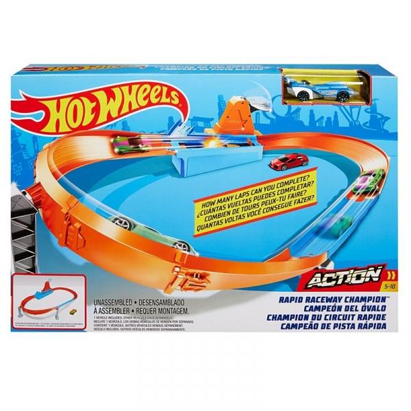 Hot Wheels: Rywalizacja Mistrzów - Szybki Wyścig (GBF81/GJM75)