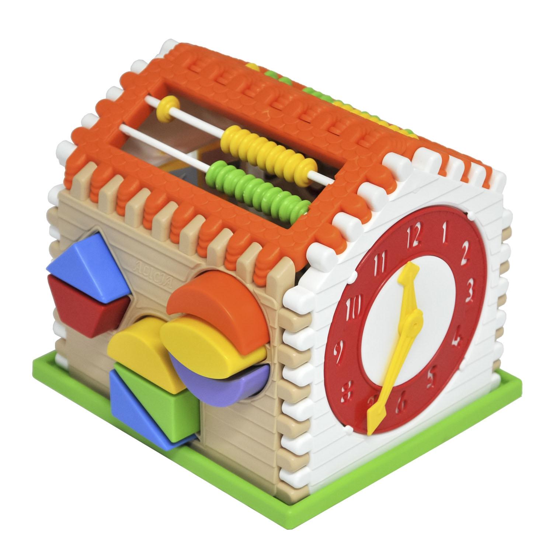 Domek edukacyjny sorter - 21 elementów (42300)