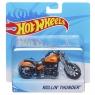 Hot Wheels: Motocykl Street Power - Rollin' Thunder