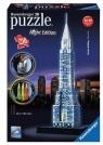 Puzzle 3D. Chrysler Building night edition. 216 elementów (125951)