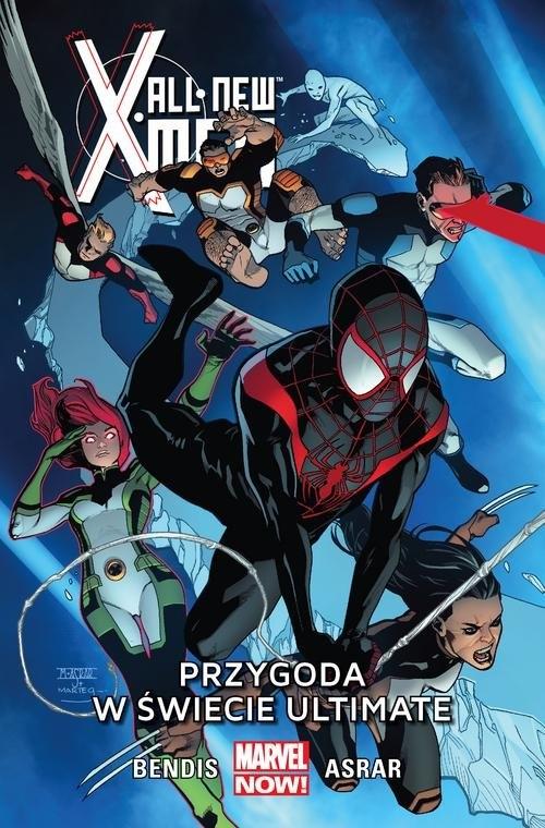 All-New X-Men Tom 6 Bendis Brian Michael, Asrar Mahmud