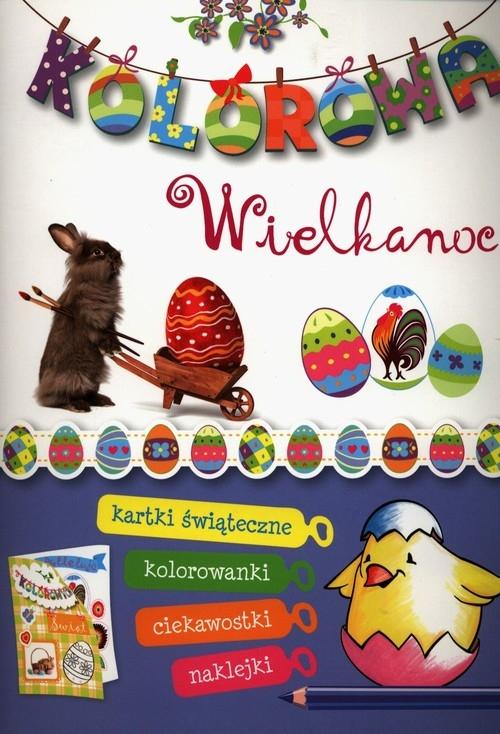 Kolorowa Wielkanoc Gorzkowska-Parnas Ewa