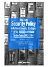 The State Security Policy in National Security Strategies of the Republic of