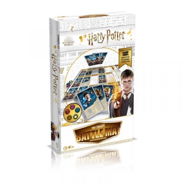 Gra Top Trumps Battle Mat Harry Potter (WM00748-POL-6)