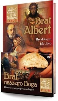 Brat Albert Być dobrym jak chleb Balon Marek