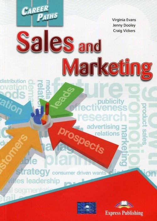 Career Paths Sales and Marketing Student's Book Digibook Evans Virginia, Dooley Jenny, Vickers Craig