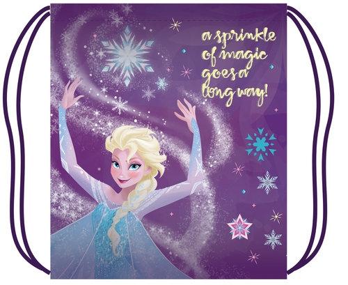 Worek na buty Elsa Kraina Lodu