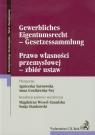 Prawo własności przemysłowej zbiór ustaw Tekst dwujęzyczny wydanie