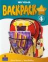 Backpack Gold 4. Workbook with CD Herrera Mario, Pinkley Diane