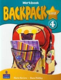 Backpack Gold 4 Workbook with CD Herrera Mario, Pinkley Diane