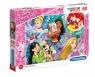 Puzzle SuperColor 60: Princess (26995)