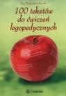 100 tekstów do ćwiczeń logopedycznych Skorek Ewa Małgorzata