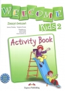 Welcome Kids 2 Activity Book Szkoła podstawowa Dooley Jenny, Evans Virginia