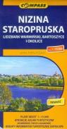 Nizina Staropruska mapa turystyczna