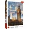 Puzzle 1000: Londyn o świcie (10395)