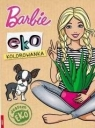 Barbie. Kolorowanka EKO praca zbiorowa