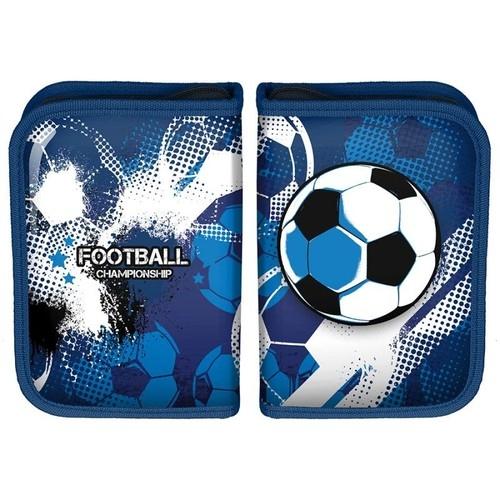 Piórnik z wyposażeniem Football