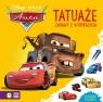 Tatuaże zabawy z wyobraźnią Disney Auta