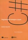 Programowanie funkcyjne w języku C#. Jak pisać lepszy kod Buonanno Enrico