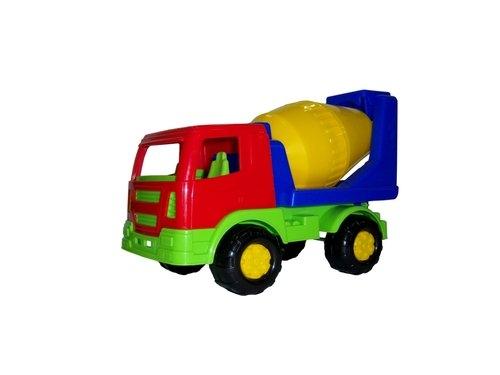 Salut samochód-betoniarka