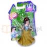 BARBIE Disney mini księżniczki magiclip (X9412/9419)