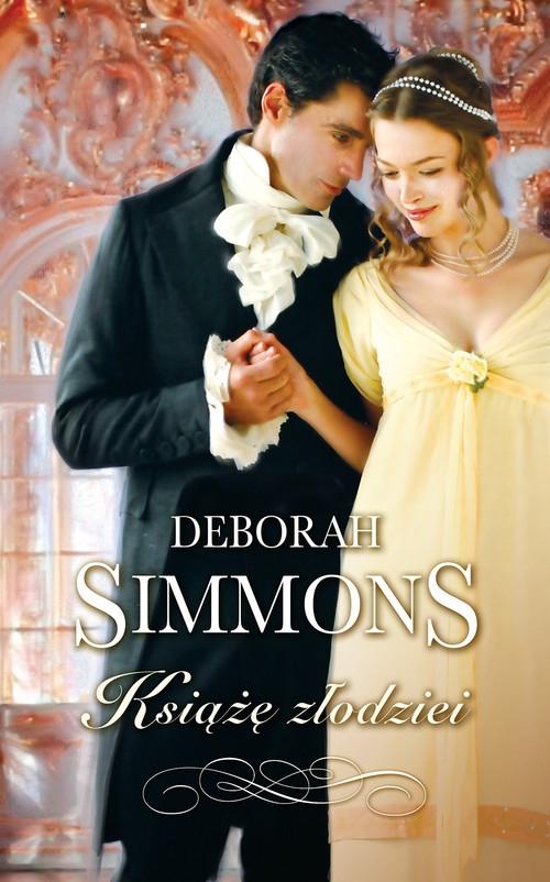 Książę złodziei Simmons Deborah