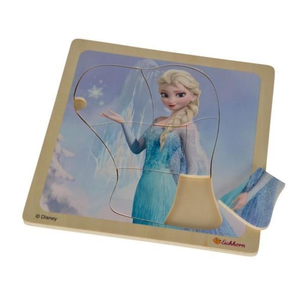 Disney Kraina Lodu puzzle Elsa