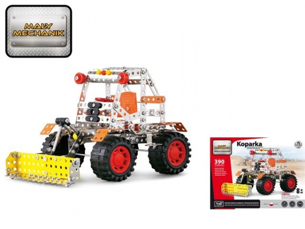 Mały mechanik - Koparka (077695)