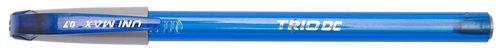 Długopis Unimax Trio Dc Tinted Niebieski