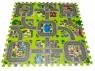 Mata podłogowa, 9 elementów - Miasto (112954)