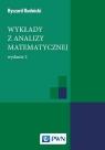Wykłady z analizy matematycznej Rudnicki Ryszard