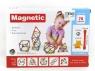 Klocki magnetyczne Bigtoys 70 elementów (BKLO3954)