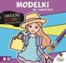 Uwolnij kolory Modelki na zakupach