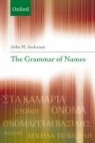 The Grammar of Names