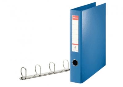 Segregator dźwigniowy Esselte A4 niebieski 40 mm (82405)