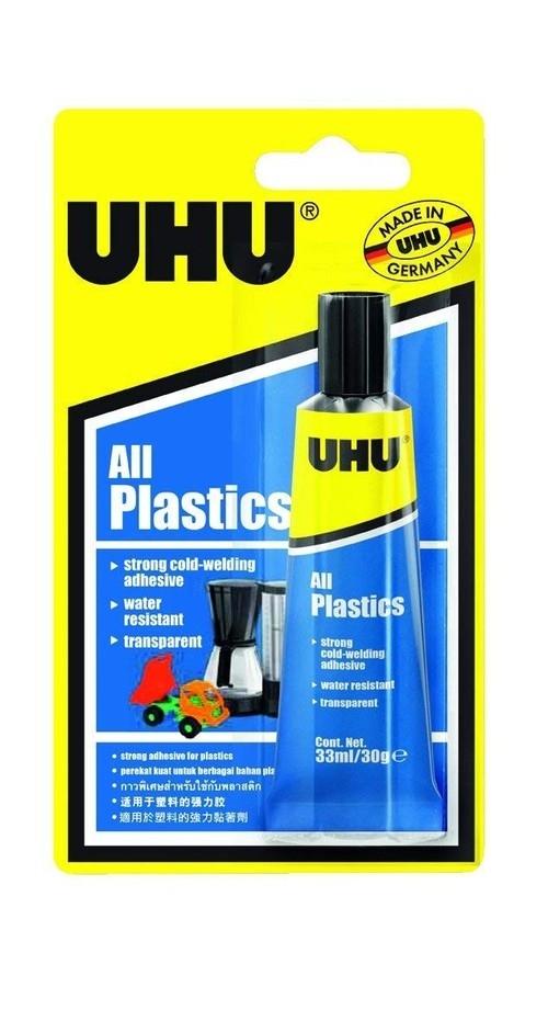 Klej do plastików UHU All Plastics 30 g (37595)