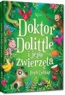Doktor Dolittle i jego zwierzęta wydanie ilustrowane, oprawa twarda Hugh Lofting